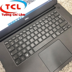 Laptop Dell Precision M5530 (i7-8850H | Ram 32gb | SSD m2 256gb + 1TB | Quadro P2000 | 15,6