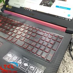 Laptop Acer Nitro 5 AN515-52-75FT (NH.Q3LSV.003) (i7-8750H/8GB/SSD128gb+1TB HDD/GTX 1050Ti/15.6
