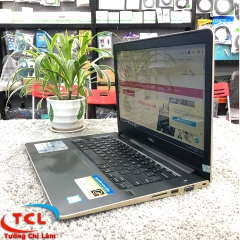 Laptop cũ Dell Vostro V5468 (Core i3-7100U, RAM 4GB, HDD 500GB, Intel HD Graphics 620, 14.0 inch)