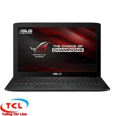 Laptop Gaming cũ Asus GL552VX (i5-6300HQ | RAM 8G | HDD 1TB | GTX 950m | 15.6
