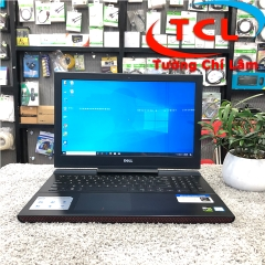 Laptop Dell Inspiron 15-7000 N7567 (i7-7700HQ | RAM 8GB | 500GB HDD+120GB SSD | GTX 1050Ti | 15.6