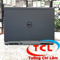 Dell Precision 7510 (i7-6820HQ | RAM 16GB | SSD 256GB | Quadro M1000/M2000 | 15.6 FHD IPS)