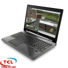 Laptop cũ HP Elitebook 8570w (i7-3720QM | RAM 8GB | SSD 180GB | NVIDIA Quadro K1000M | 15.6inch Full HD)