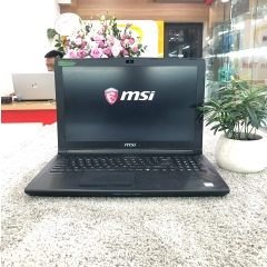 Laptop Gaming MSI GL62 7RD Cũ (i5-7300HQ | RAM 8GB | SSD 128GB + HDD 1TB | GeForce® GTX 1050 | 15.6inch FHD)