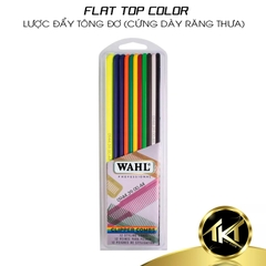 LƯỢC FLAT TOP COLOR 2019