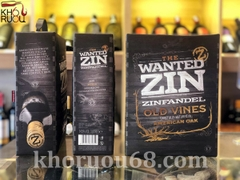 Rượu Vang Bịch The Wanted Zin ( 14,5% vol )