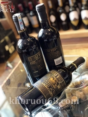 rượu vang old world italian wine cuvee 99