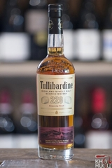 Whisky Singlemalt Tullibardine 228 Burgundy Finish