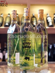 Vodka Cỏ Ba Lan ZUBROWKA BISON GRASS