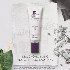 Kem chống nắng Neoretin Discrom Control Gel Cream Spf50 40ml
