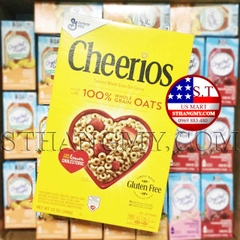 Ngũ cốc Cheerios 100% Whole Grain Oats 340gram