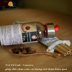 [Cascara Tea] Trà Vỏ cafe- Genius Cascara Coffee Cherry Tea30g