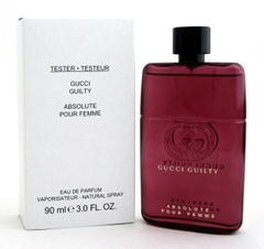 Gucci Guilty Absolu Nữ EDP 90ml TESTER