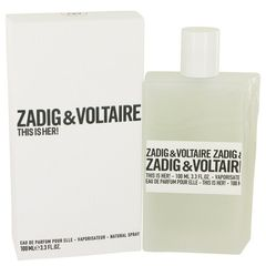 Zadig & Voltaire This Is Her EDP Tester 100 ml