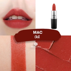 Son Mac Matte Lipstick CHILI