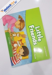 little-friends-class-book