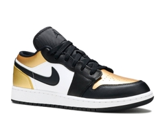 AIR JORDAN 1 LOW 'GOLD TOE'