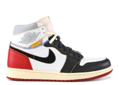 UNION LA X AIR JORDAN 1 RETRO HIGH NRG 'BLACK TOE'
