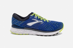 Brooks Transcend 6 Men - Blue/Black/Nightlife