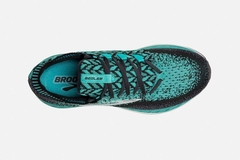Brooks Bedlam Women - Teal/Black/Ebony