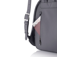 Elle Fashion Anti-Theft backpack, Anthracite