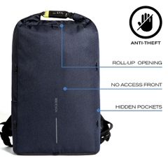 Urban Lite Anti-Theft backpack, Navy