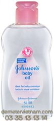 Johnson Oil Massage and Moisture 50ml