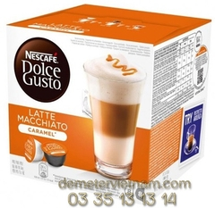 Milk Coffee Nescafe Dolce Gusto Latte Macchiato