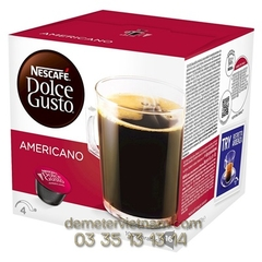 Roasted Ground Coffee Nescafe Dolce Gusto – Americano