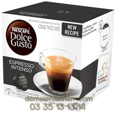 Roasted Ground Coffee Nescafe Dolce Gusto - Espresso Intenso