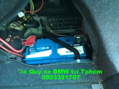 ắc quy xe bmw