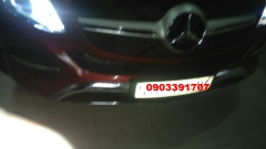 Ắc quy xe Mercedes GLE400