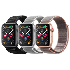 Apple Watch Series 4 LTE Mặt Nhôm 44mm Dây Nylon