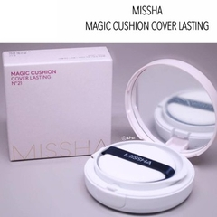 Phấn nước Missha Magic Cushion Cover Lasting SPF 50++