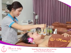 Mom & Baby Spa at home