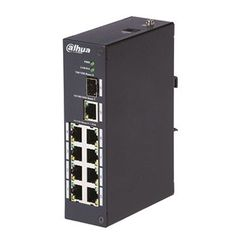 SWITCH POE 8 PORT DAHUA PFS3110-8P-96