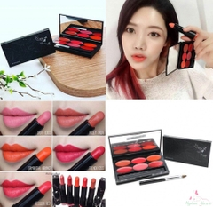 BẢNG SON YUMI OF MAGIC LIPSTICK 6 MÀU