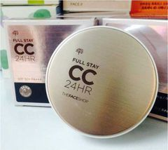 KEM NỀN CC CREAM FULL STAY 24HR THE FACE SHOP