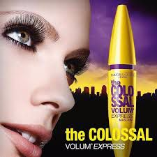 MASCARA DÀY VÀ CONG MI MAYBELLINE THE COLOSSAL VOLUM EXPRESS