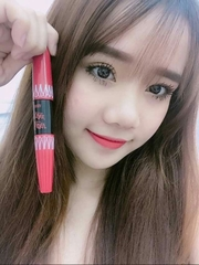 MASCARA HAI ĐẦU NỐI MI SIVANNA SUPER MODEL 5X LONG