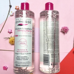 NƯỚC TẨY TRANG SOLUTION MICERALLAIRE FACE BYPHASSE 500ML