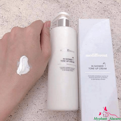 Sữa Tắm Truyền Trắng Medifferent In Shower Tone Up Cream 300ml