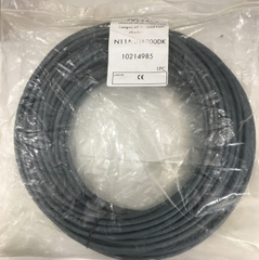 Dây Nhẩy Nexans LANmark-6A 10G Ultim Patch Cord Cat 6A Screened LSZH 30M Grey Straight-Through Cable N11A.U1F300DK