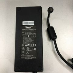 Adapter 12V 10A 120W ATRON CAD120121 CHANNEL WELL TECHNOLOGY For Hội Nghị Truyền Hình Polycom RealPresence Group Series 300 / 310 / 500 and MSR Dock Connector Size 5.5mm x 2.5mm