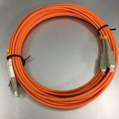 Dây Nhẩy Quang SC To LC Duplex Multimode Fiber Optic Patch Cord SC-LC Cable OS2 50/125 3.0mm PVC Length 5M