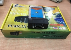 Card PCMCIA to RS232 1 Port
