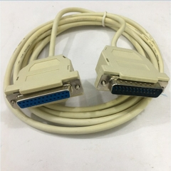 Cáp Kết Nối Cổng LPT Parallel 1284 Âm Dương Song Song Nối Tiếp DB25 Female to DB25 Male Serial Cable Grey For Printer or Data Length 3M