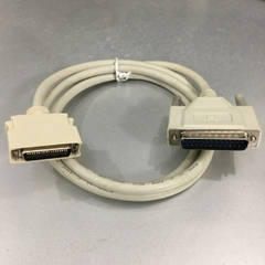 Cáp Máy In IEEE-1284 DB25 to HPCN36 Parallel Printer Data Cable BiDirectional HP Length 1.4M