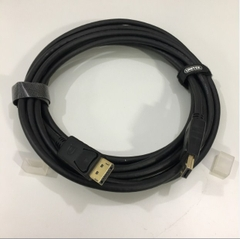 Cáp DisplayPort Unitek YC-610BK DisplayPort Male to Male Cable Support Up to 4K x 2K Length 5M