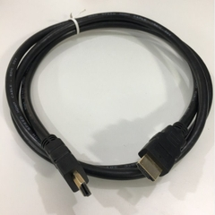 Cáp HDMI 1.4 High Speed HDMI Cable Ultra HD 4k x 2k HDMI Cable HDMI to HDMI Length 1.5M